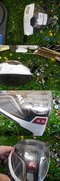 Golf Club Heads 47325: Taylormade M1 8.5°(Actual 8.5°) 460Cc Tour Issue 63Bka03s + Head Only Ct:242 -> BUY IT NOW ONLY: $289 on eBay!