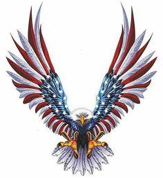Patriotism! 🇺🇸 Rooster, Twitter, Animals, Animales, Animaux, Animal, Dieren, Animais, Chicken