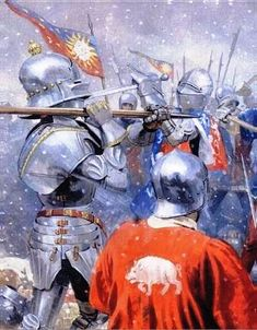 Soldiers of the  Wars of the Roses Medieval Armor, Medieval Fantasy, Military Art, Military History, Symbol Of England, Medieval Drawings, Knight Art, Plantagenet, Wars Of The Roses