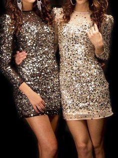 Vestiti Capodanno 2014 - Abito corti per Capodanno