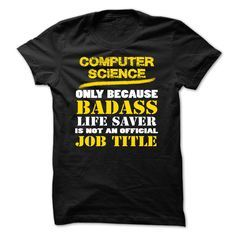 Computer Science T-Shirt & Hoodie for men Check out this cool shirt…