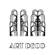 fuentes art deco 1