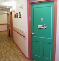 Door-Cals - Orientation Aids - Dementia friendly products