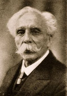 "Gabriel Faure - (1845-1924) a French composer, organist, pianist and teacher. He was one of the foremost French composers of his generation, and his musical style influenced many 20th-century composers. Among his best-known works are his ""Pavane,"" ""Requiem,"" and the nocturnes for piano."