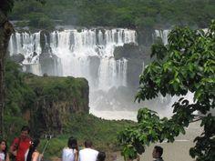 Cataratas do Iguaçú, lado Brasileiro (1)