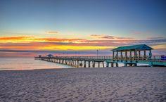 Lauderdale-by-the-Sea Beach Sunrise