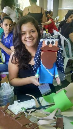 Titeres Vbs Crafts, Bible Crafts, Puppets For Kids, Child Teaching, Preschool Bible, Christian Crafts, Vacation Bible School, Programming For Kids, Kids Church