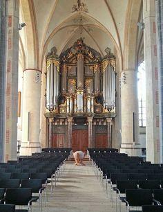 Groningen Martinikerk -foto van Stef Tuinstra.