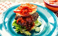 Chili Burgers | Best Recipes On The Web