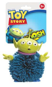 Toy Story Alien Koosh - for my Brother Pizza Planet, Toy Story Alien, Toy Story Party, Aliens, Tweety, Princess Peach, Brother, Toys, Fictional Characters