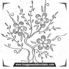 Imagenes de patrones de bordados