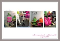 @7AM enfant loving the latest collection featuring lots of bright #neon