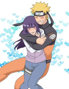 Naruto and Hinata NOOOO PLEASE I SHIp NARUTO X SAKURA!!!! NOT NARUTI AND HINATA OR SASUKE AND SAKURA!!! -.-||