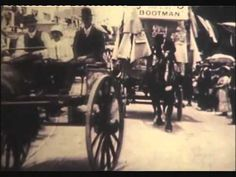 Early Film Footage of Church Street, Parramatta South Australia, Western Australia, Collection Services, Space Time, South Wales, Tasmania, Historical Photos, Family History, Old Photos