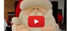 Cubre Sillas de papá Noel