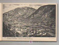 BOLCK CON 18 POSTALES. VALLS D'ANDORRA. (CLAVEROL). ANDORRA LA VELLA, ESCALDES, CANILLO, ORDINO... - Foto 4 Andorra, Half Dome, Mountains, Nature, Travel, Vintage Postcards, Naturaleza, Viajes, Destinations