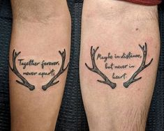 """""""Together Forever, Never Apart, Maybe in Distance, but Never in Heart"""" Father-Daughter Tattoos Daddys Girl Tattoo, Daddy Tattoos, Parent Tattoos, Best Friend Tattoos, Family Tattoos, Verse Tattoos, Tatoos, Father Daughter Tattoos, Daddy Daughter"""