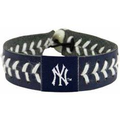 MLB New York Yankees Team Color Gamewear Bracelet, Multicolor