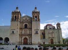 El Templo de Santo Domingo de Guzmán de la ciudad de Oaxaca de Juárez (México) es un ejemplo de la arquitectura barroca novohispana. (Elsy Torres).