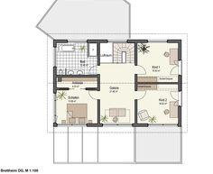 Haus Brettheim builds a farmhouse in australia a simple floor plan