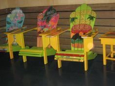 Bemalte Möbel mit romantischen Motiven für Zuhause   Möbel Ideen ...