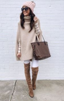 40 Winter Fashion 2018 Outfits To Copy Winter Fashion Casual, Winter Outfits Women, Autumn Winter Fashion, Fall Outfits, Casual Outfits, Casual Winter, Winter Tops, Mens Winter, Winter Wear