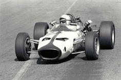 1966 Bruce Mc Laren, McLaren M2B Ford