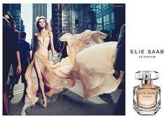 Anja Runik for Elie Sabb Le perfum  Por Mert