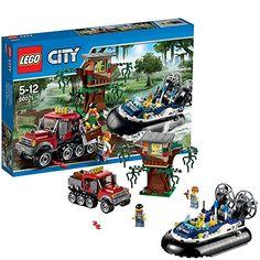 Lego City 60071 - Verbrecherjagd im Luftkissenboot Lego http://www.amazon.de/dp/B00NGJC5DW/ref=cm_sw_r_pi_dp_GyLNvb0SAGERS
