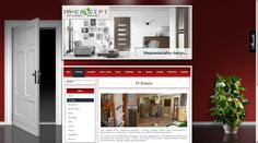 Website for IW-Concept Company. http://www.drzwiszczecin.com.pl/o-firmie/