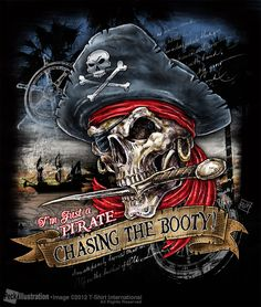 Joe6peck~I'm Just A Pirate Chasing The Booty
