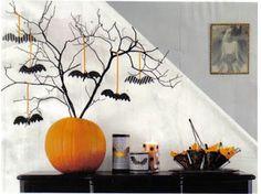 la decoración de mis mesas: Mesas de Halloween