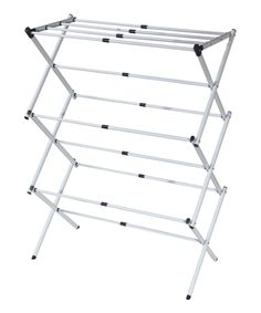 Clothes Drying Rack Walmart Amazing Whitmor Expandable Drying Rack  Dorm  Pinterest  Dorm Review