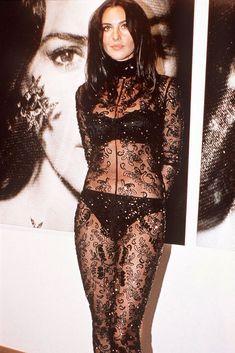 Monica Bellucci - Lookbook, Style File