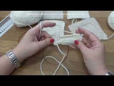 116d8d706445 7 nejlepších obrázků z nástěnky video - Katrincola pletení ...