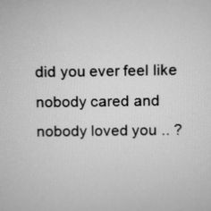 did you?.