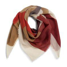 c482065b6ac1 Echarpes, foulards SOLDES jusqu à -50%. Carré en laine imprimé. Julieb · étole  acrylique