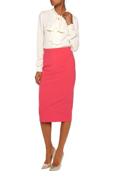Shop on-sale Raoul Stretch-crepe midi skirt . Browse other discount designer Skirts & more on The Most Fashionable Fashion Outlet, THE OUTNET.COM