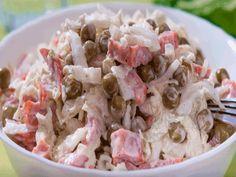 5 самых быстрых и вкусных салатов на праздничный стол - interesno.win Potato Salad, Food And Drink, Potatoes, Tasty, Ethnic Recipes, Recipies, Potato
