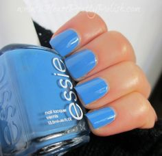 Essie Avenue Maintain Review/Swatch 2013 Essie Madison Ave-Hue Spring Collection