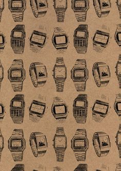 Casio watches by Suzie Winsor