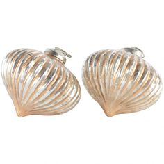 Onion Decoration Silver Gold