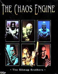 The Chaos Engine - Amiga 500