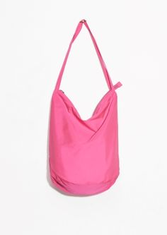 & Other Stories image 3 of Fabric Shopper in Pink