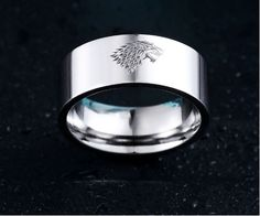Game of Thrones Stainless Steel Ring!
