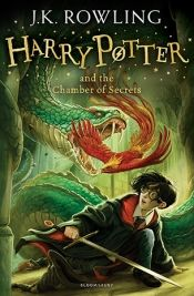 Harry Potter and the Chamber of Secrets by J.K. Rowling - View book on Bookshelves at Online Book Club - Bookshelves is an awesome, free web app that lets you easily save and share lists of books and see what books are trending. @OnlineBookClub