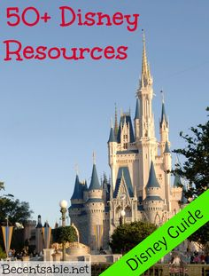 Check out this Disney World Guide we have put together for you with over 50 resources to help you plan your trip, save money, find a resort, save time at the theme parks and much more.