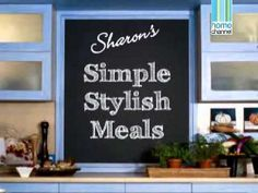 SHARON'S SIMPLE STYLISH MEALS - Series 2 Episode 9 - Ways with Mince - YouTube  #Cooking Youtube Cooking, Fish And Chicken, Meals, Tv, Stylish, Simple, Recipes, Food, Meal