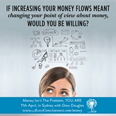 Money isn't the Problem You Are - one of the many books in my arsenal