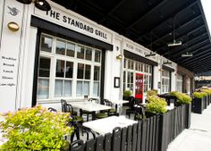 the standard grill | that s if the standard grill eventually begins serving breakfast or ...